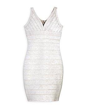 KatieJnyc - Girls' Bandage Dress - Big Kid