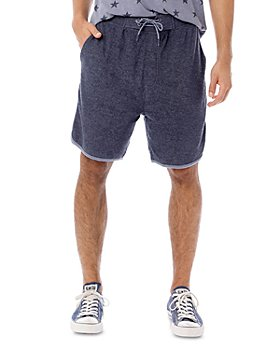 ALTERNATIVE - Toweling Off-Court Shorts