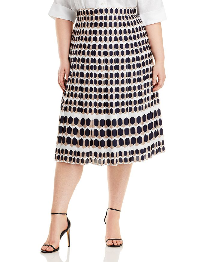 Marina Rinaldi - Camilla Pleated Skirt