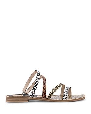 Women's Izabel Square Toe Strappy Sandals
