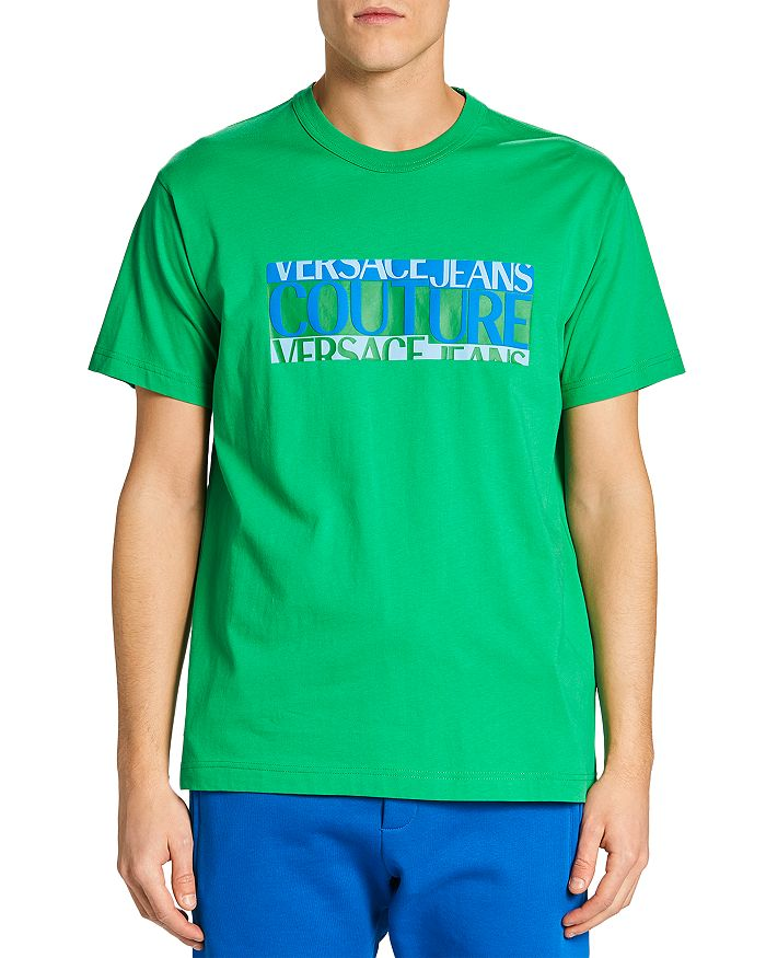 Versace Jeans Couture - Institutional Logo T-Shirt