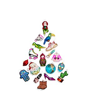 Bloomingdale's - Merry & Bright Holiday Ornament - 100% Exclusive