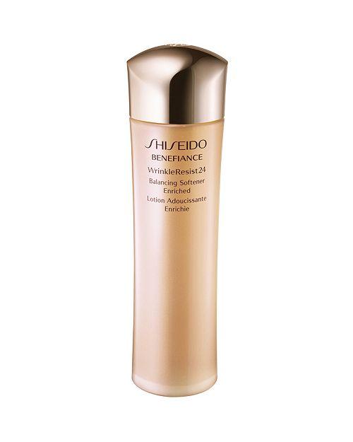 Shiseido - Benefiance WrinkleResist24 Balancing Softener Enriched 5 oz.