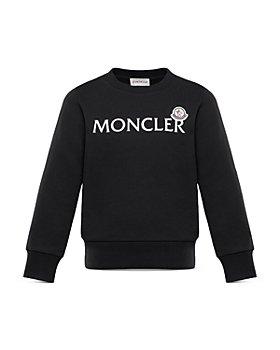 Moncler - Unisex Logo Sweatshirt - Little Kid, Big Kid