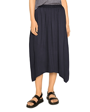 Cocoon Midi Skirt