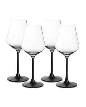 Villeroy & Boch - Manufacture Rock Red Wine Goblet, Set of 4