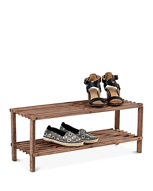 Honey Can Do Two Tier Shoe Rack (56% off) - Comparable value $56.99