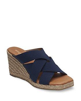 Andre Assous - Women's Rachel Espadrille Wedge Sandals