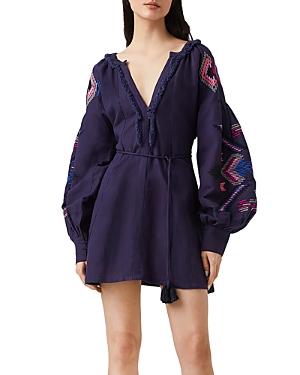 Alotta Embroidered Dress