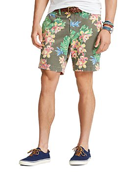 """Polo Ralph Lauren - Classic Floral Twill 8"""" Shorts"""