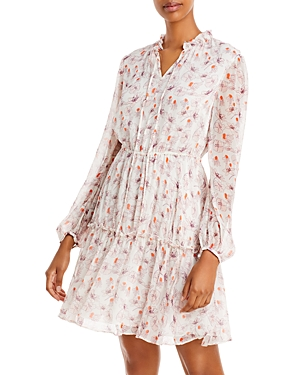 Printed Tiered Dress
