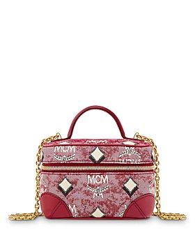 MCM - Vintage Jacquard Mini Crossbody Bag
