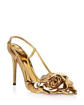 Valentino Garavani - Women's Atelier Shoes Rose Edition Slingback Pumps