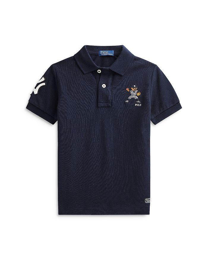 Ralph Lauren - Boys' New York Yankees™ Cotton Polo Shirt - Little Kid, Big Kid