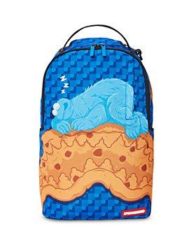Sprayground - Cookie Monster Sleeping Backpack