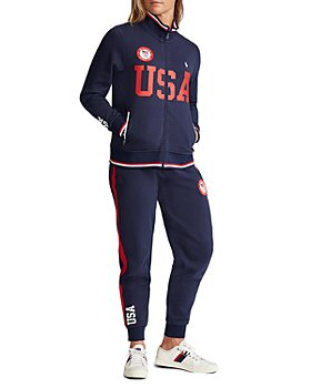 Polo Ralph Lauren - Team USA Graphic Tees, Track Jacket & Joggers