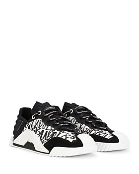 Dolce & Gabbana - Men's NS1 Lace Up Low Top Sneakers
