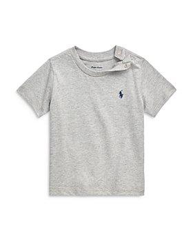 Ralph Lauren - Boys' Embroidered Pony Cotton Tee - Baby