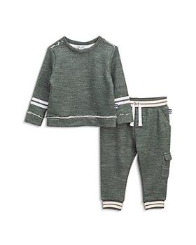 Splendid - Boys' Speckled Sweatshirt & Jogger Pants Set - Baby