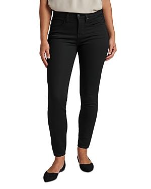 Cecilia Skinny Jeans in Forever Black