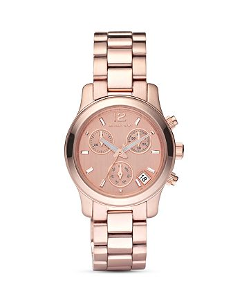 "Michael Kors - Ladies Mini ""Runway"" Watch, 33mm"