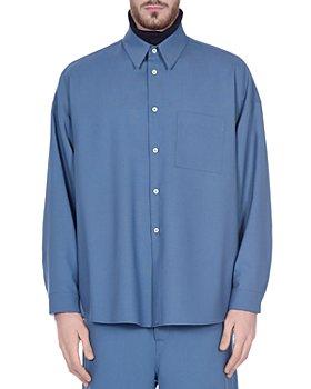 Marni - Long Sleeve Wool Shirt