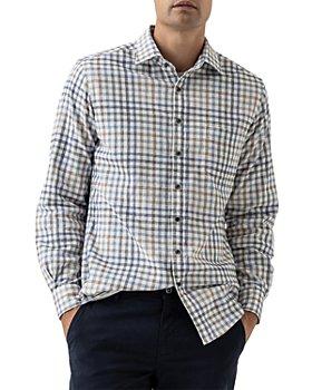 Rodd & Gunn - Haythorne Cotton Corduroy Check Regular Fit Button Down Shirt