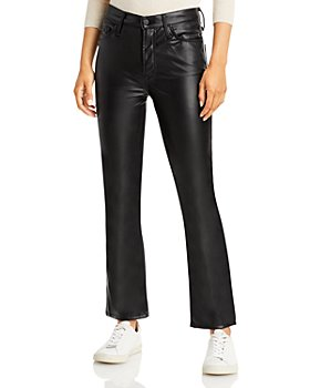 MOTHER - The Insider Ankle Jeans in Wax On, Wax Off