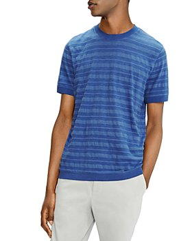 Ted Baker - Striped Crewneck Shirt