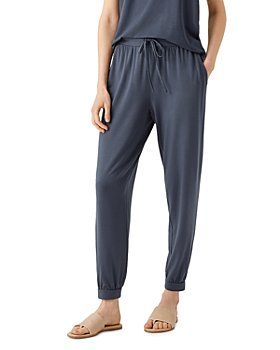 Eileen Fisher Petites - Ankle Track Pants