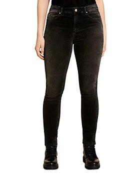 Marina Rinaldi - Recale Skinny Jeans in Black