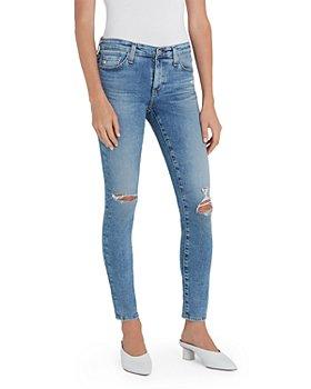 AG - Prima Crop Skinny Jeans in 18 Years Vacancy