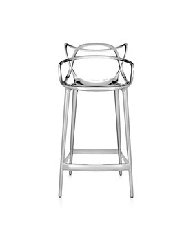 Kartell - Masters Counter Stool, Set of 2
