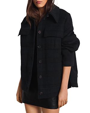 ba & sh Carmel Shirt Jacket