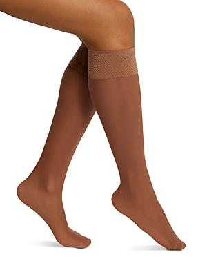 Spanx Graduated Compression Hi-Knee Socks