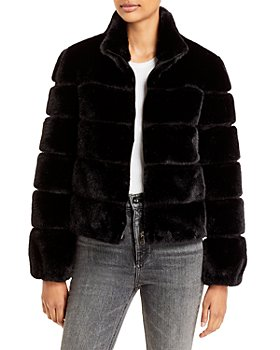 Generation Love - Jodi Faux Fur Jacket