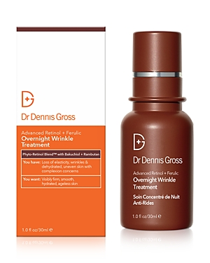 Advanced Retinol + Ferulic Overnight Wrinkle Treatment 1 oz.