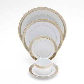 "Philippe Deshoulieres - ""Orleans"" Dinner Plate"