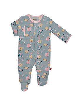 MAGNETIC ME - Girls' Notting Hill Printed Footie - Baby