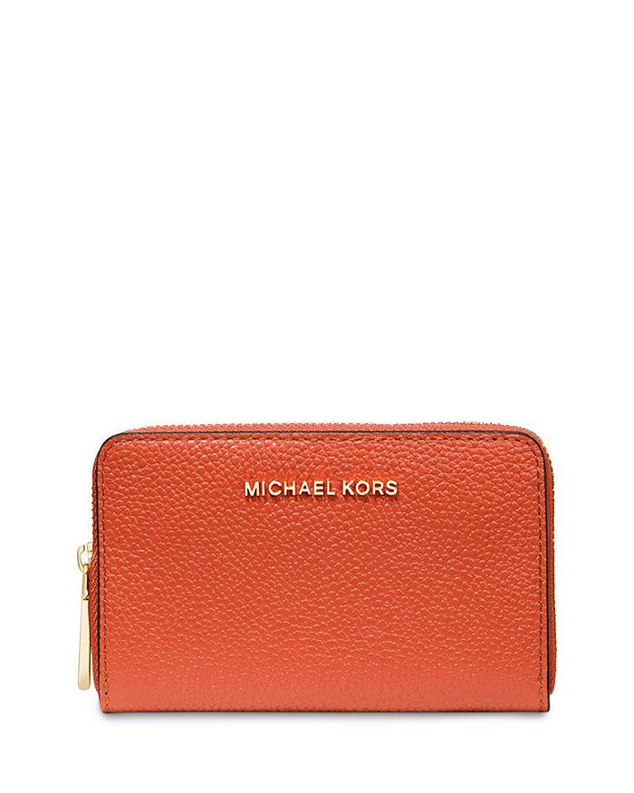 MICHAEL Michael Kors - Jet Set Leather Card Case