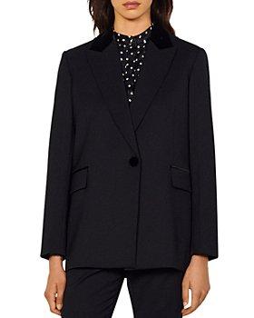 Sandro - Tailored Jacket