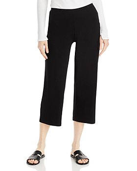 Eileen Fisher - Straight Cropped Pants