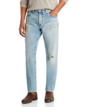 AG - Owens Athletic Fit Jeans in 21 Years Citadel Destructed