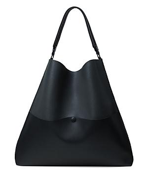 Iconic Slim Medium Leather Tote