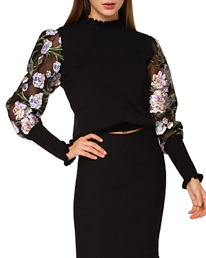 Floral Sleeve Top (37% off) Comparable value $95