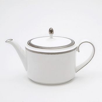 Vera Wang - For Wedgwood Grosgrain Teapot
