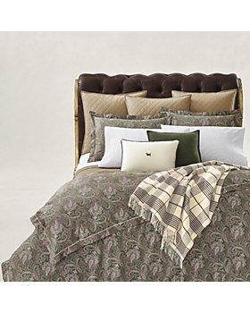 Ralph Lauren - Heritage Bedding Collection