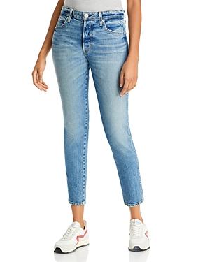 Tomboy Cropped Jeans in Damsel