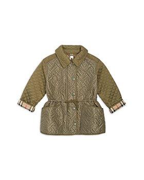 Burberry - Girls' Giada Quilted Jacket - Little Kid, Big Kid