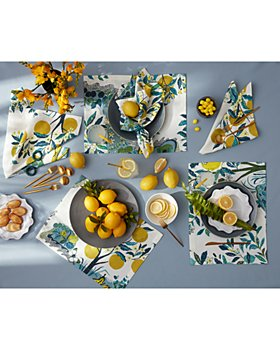 Matouk - Citrus Garden Table Collection